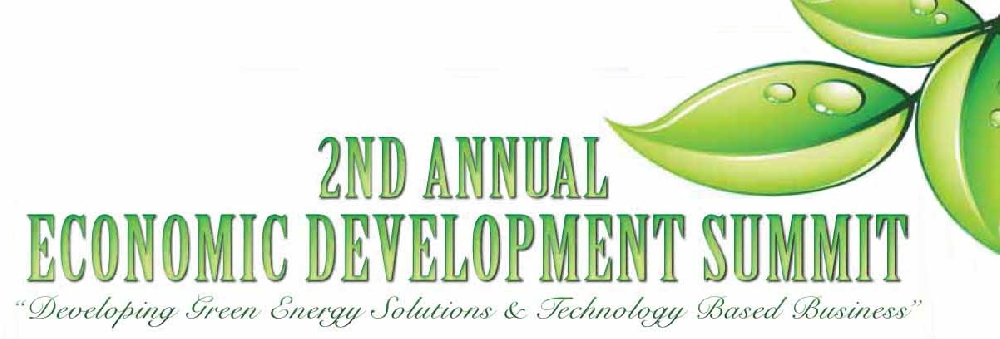 2014 Econ Dev Summit Logo