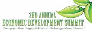 2014 Econ Dev Summit Logo